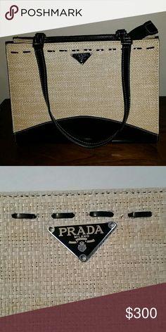 Selling this Prada purse on Poshmark! My username is: bb1416. #shopmycloset #poshmark #fashion #shopping #style #forsale #Handbags
