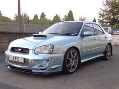 2004 Subaru Impreza 2.0 WR1 STi. 1 of only 500 made. Low mileage. Service history. Click on pic shown for loads more.