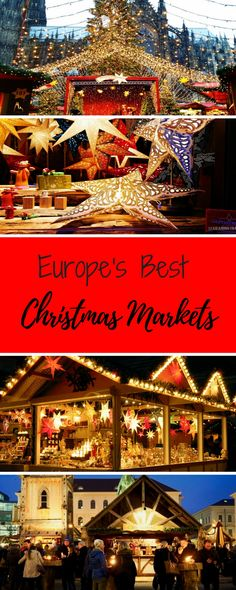 The 5 best Christmas markets in Europe, as told by travel bloggers!