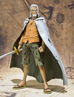 One Piece Figuarts ZERO SILVERS RAYLEIGH