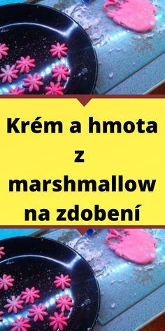 Marshmallows, Decorating, Marshmallow