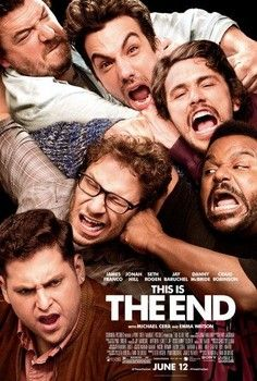 Funniest movie ever!!!! Danny McBride, Jay Baruchel, James Franco, Craig Robinson, Seth Rogen and Jonah Hill in This is the End