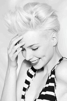 For the love of short hair I want a cut like this!
