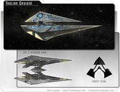 The Trek Collective: Star Trek Online's Tholians Star Trek Online, Star Terk, Star Trek News, Starfleet Ships, Alien Ship, Starship Concept, Alien Concept Art, Star Trek Starships, Studios