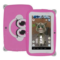 Haehne 4.3 Inch Cute Cartoon Mini Children Kids Tablet WIFI Google Android 4.2 4GB Dual Camera Game Study 5 Point Capacitive Touch Screen 29.99 https://www.amazon.com/gp/product/B01E3FX9N2/ref=as_li_qf_sp_asin_il_tl?ie=UTF8&tag=dannyby340-20&camp=1789&creative=9325&linkCode=as2&creativeASIN=B01E3FX9N2&linkId=0b2cd1b3d335755312822d3356926686