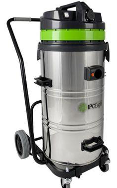 IPC Eagle Wet / Dry Shop Vacuum with Steel Tank:: 20 Gallon, (2) 1.5 HP Motors, 200 CFM - Dultmeier Sales