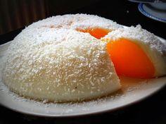 Protein şart :)  Sürpriz sevenlere :)    Malzemeler:  Beyaz kısmı için:    6 çay bardağı süt  1 çay bardağı buğday nişastası  1 çay ba...