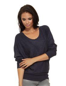 Zest Weekend Zip Shoulder Sweater product photo #NewandNow