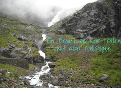 Åndalsnes in Norwegen: Ein Besuch bei den Trollen auf dem Trollstigen  #Norwegen #Trolle #Trollstigen