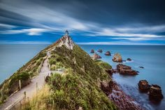 Nugget Point, The Catlins, South Island, New Zealand