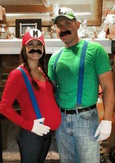 DIY Pregnancy Costumes - maskerix.com