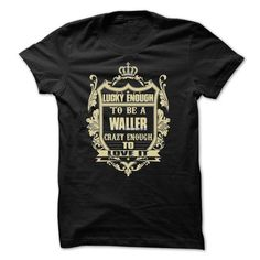 [Tees4u] - Team WALLER - #red hoodie #monogrammed sweatshirt. BEST BUY => https://www.sunfrog.com/Names/[Tees4u]--Team-WALLER.html?68278