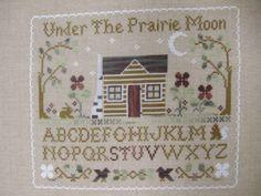 Prairie Sampler - Little House Needleworks