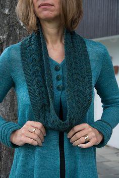 Ravelry: Icelandic Jacket pattern by Linda Marveng