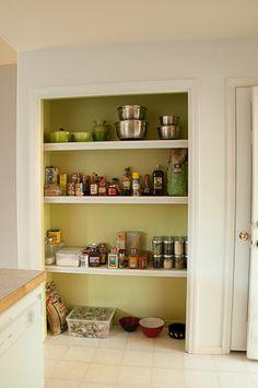 Paint your pantry. Paint your closet. Just paint your world.