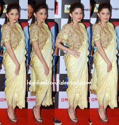 Kanika Kapoor At Mirchi Music Awards 2015