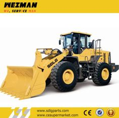 China Sdlg Wheel Loader LG956L on Made-in-China.com