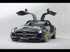 2011 Lorinser Mercedes-Benz SLS RSK8 Wheel