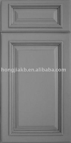 Door Detail Square Raised Panel Solid Aa5m Maple In