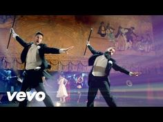Capital Cities - Safe And Sound (Official Video) - YouTube ~  you are never too old... start your day with a little funky dance..