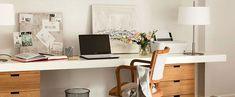 Homeworking: 30 inspirations déco pour s'aménager un coin de travail cosy à la maison