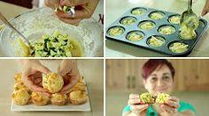 muffin salati - YouTube