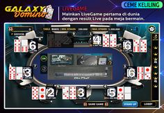#galaxydomino - situs judi online terbesar   terpercaya , buruan daftar & dapatkan bonus 20000 di awal deposit ========================  #pokersnow #rajapoker99 #meteorqq #QQ338 #idnpoker #luxury138 #pokerstar #poker88 #daftarpoker #poker #pokeronline #pokerindonesia #livegame #poker88asia #pokernet88 #poker88qq #pokerpelangi #pelangiqq #dominoqiuqiu #ceme #pokerqq #hobipoker88 #togel #qqpoker #qiuqiu #pokerbet88 #ceme Poker Star, Poker Online, Arcade Games