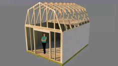 Barn Plans, Barn Shed Plans, Small Barn Plans 10x12 Shed Plans, Shed Plans 12x16, Wood Shed Plans, Shed Building Plans, Diy Shed Plans, Storage Shed Plans, Roof Storage, Garage Plans, Cabin Plans