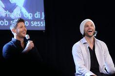 Jensen & Jared!!!<3