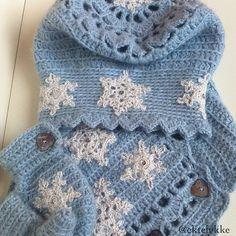 ektelykke crochet winter accessories