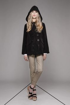 Taylor 'Incision' Collection, Summer 13/14   www.taylorboutique.co.nz Taylor - Integrate Raincoat