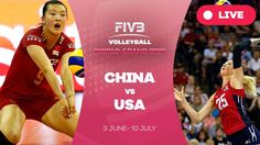 Popular Right Now - Thailand : China v United States - Group 1: 2016 FIVB Volleyball World Grand Prix http://www.youtube.com/watch?v=hS-AOIu0EkE http://ift.tt/1UoINgP