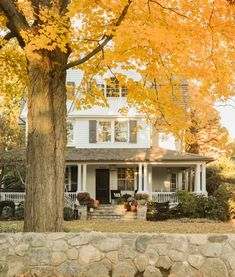 Getting Ready for Fall in New England New England Fall, New England Travel, Future House, My House, New England Style Homes, New England Farmhouse, Georgia, Autumn Scenes, Autumn Home