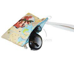 Pochette personalizzate un vero e proprio organizza borsa stampato in alta…