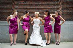 Modern Elegant Champagne and Purple Wedding Lavender Bridesmaid Dresses, Bridesmaids, Wedding Dresses, Friend Wedding, Wedding Stuff, Wedding Ideas, Purple Color Palettes, Wedding Binder, Best Wedding Photographers