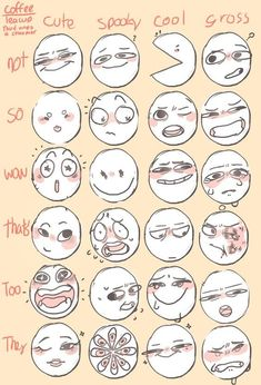Drawing Tips Faces das funny af - Drawing Challenge, Art Challenge, Expression Challenge, Art Sketches, Art Drawings, Funny Drawings, Drawing Reference Poses, Drawing Tips, Drawing Ideas