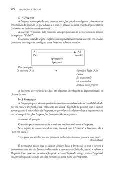 Página 222  Pressione a tecla A para ler o texto da página