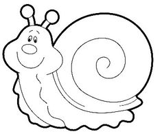 Caracol colorir fofo cute desenho Colouring Pages, Coloring Books, Quiet Book Templates, Animal Templates, Happy Paintings, Applique Patterns, Stuffed Animal Patterns, Drawing For Kids, Art Pages