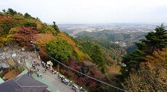 Tokyo Travel: Takaosan (Mount Takao) Mount Takao is also a good place to see cherry blossoms a couple of weeks after those in central Tokyo.