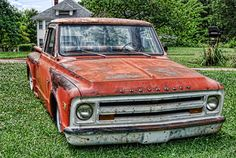 1968 patina chevy
