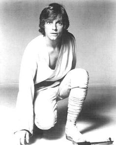 Luke Skywalker << I love that cute little face!