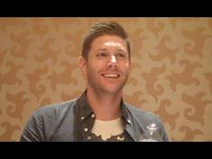 Oh I was so MISSING THIS SPECIAL FULL JENSEN SMILE!! Jensen Ackles Supernatural Season 11 Interview