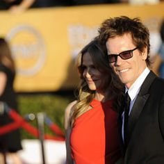 """Kevin Bacon (Bacon number: 0) and Kyra Sedgwick (Bacon number: 1) married in 1988 after appearing together in the film """"Lemon Sky,"""" released the same year. They've been together ever since.In honor of their wedding anniversary this week, Bacon posted some then-and-now photos on Instagram. Did I mention it's 1,404 weeks since we tied..."""