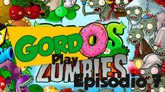 Plantas Vs Zumbis - Ta começando a ficar complicado - parte 7- Gordoplay...