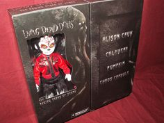 "Living Dead Dolls Resurrection 8 ""The Raging Tears of Death""  Calavera!"