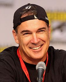Patrick Warburton (actor) Born 11/14/64 in Paterson, N.J.