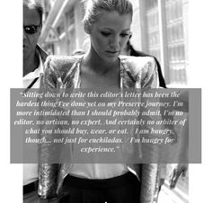 Blake Lively designs lifestyle site, Preserve. Here are our thoughts.