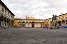 Piazza della Santissima Annunziata, Florence