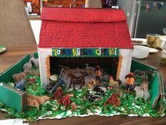 Homemade Farm.Çiftlik hayatı ve hayvanlar bambaşka. Kargo kutusu müthiş!