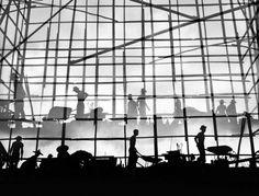 ชมภาพขาว-ดำชุดคลาสสิค ฝีมือระดับตำนาน เผยอดีตวันวานของเกาะฮ่องกง